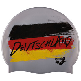 arena Print 2 Swimming Cap flag-deutschland